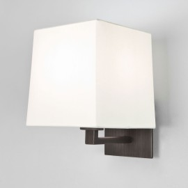 Azumi Classic Wall Light in Bronze IP20 E27/ES 12W LED (shade not included) Astro 1142044