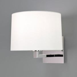 Azumi Classic Wall Light in Polished Nickel IP20 using 1 x E27/ES 60W (shade not included) Astro 1142016