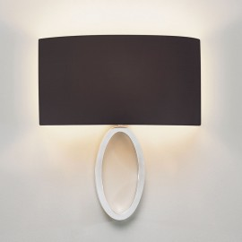Lima Wall Lamp in Polished Chrome IP20 rated using 1 x E27/ES max. 60W (Shade not included), Astro 1318001