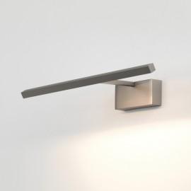 Mondrian 400 LED Picture Light in Matt Nickel using 6.9W 2700K LED Striplight, Astro 1374001