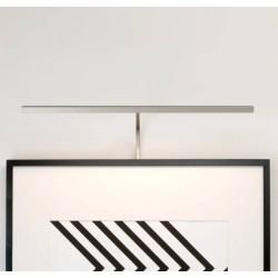 Mondrian 600 Frame Mounted LED Light in Matt Nickel 8.1W 2700K with Adjustable Head IP20, Astro 1374006