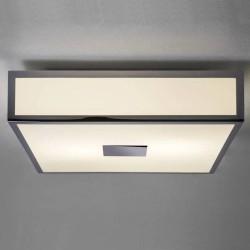 Mashiko 300 Square LED Bathroom Light in Polished Chrome for Ceiling Lighting IP44 15.9W 2700K LED, Astro 1121040