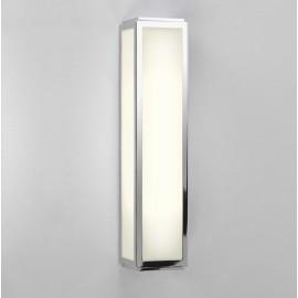 Mashiko 360 LED Bathroom Light 7.9W 3000K 394lm IP44 Polished Chrome with White Diffuser, Astro 1121018