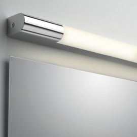Palermo 600 LED Bathroom Wall Light in Polished Chrome 8.1W 3000K 364lm IP44 rated, Astro 1084021