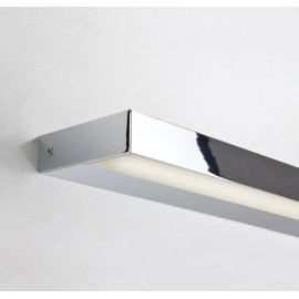 Axios 900 LED Bathroom Wall Light in Polished Chrome IP44 17.8W 3000K for Vertical/Horizontal Mounting Astro 1307008