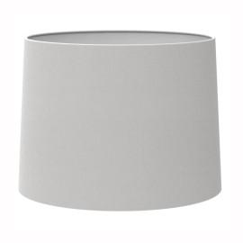 Tapered Round 215 White Fabric Shade 145mm x 215mm Dia with E27/ES Shade Ring, Astro 5006001 Azumi / Momo