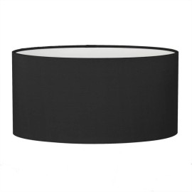 Oval 285 Black Shade 145 x 285 x 130mm ideal for the Napoli Wall Lamps, Astro 5014002