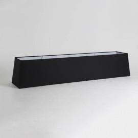 Rafina Black Fabric Shade with E27/ES Shade Ring 200x1000x200mm for Rafina Pendants, Astro 5025002