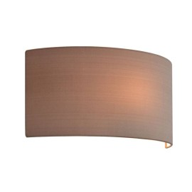 Semi Drum 400 Oyster Shade with E27/ES Shade Ring for the Valbonne Wall Lights 200 x 400 x 135mm Astro 5029003