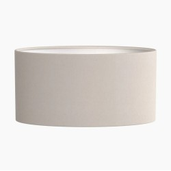 Oval 285 Putty Shade 145 x 285 x 130mm ideal for the Napoli Wall Lamps, Astro 5014004