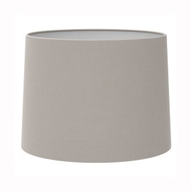 Tapered Round 215 Putty Fabric Shade with E27/ES Shade Ring, Astro 5006004