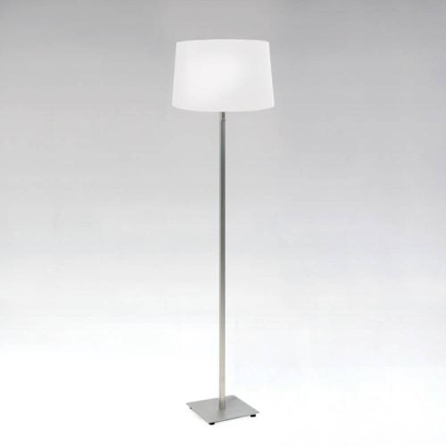 Azumi Floor Lamp in Matt Nickel IP20 using 1 x 12W Max. LED E27/ES (shade not included) Astro 1142023