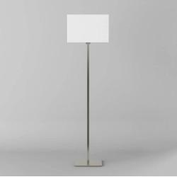 Park Lane Floor Lamp in Matt Nickel using 1 x 12W max. LED E27/ES Lamp (no Shade) IP20, Astro 1080017