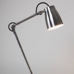 Atelier Arm Assembly in Polished Aluminium for Atelier Desk/Floor Lamp using E27/ES max. 28W Astro 1224001