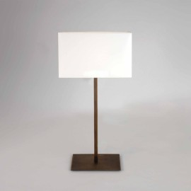 Park Lane Table Lamp Switched in Bronze IP20 1 x 12W max. LED E27/ES (shade not included), Astro 1080046