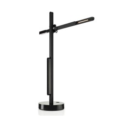 Jake Dyson CSYS LED Task Light in Black, Dimmable 8.8W LED Desk / Table Lamp