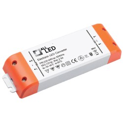 12V DC 1-60W Constant Voltage LED Driver, IP20 rated 60W 12V 5A LED Power Supply