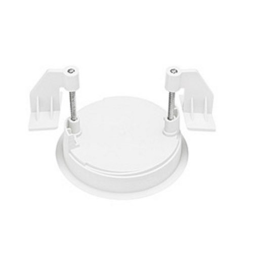 Lutron L-CRMK-WH Recess Mounting Kit in White for Radio Power Saver Wireless Ceiling Sensors
