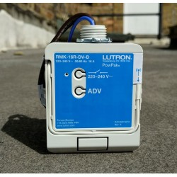 Lutron PowPack 16A Relay Module with Softswitch RMK-16R-DV-B for Pico Wireless Controls