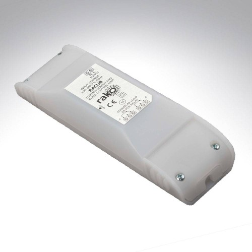 Rako RACUB In-Line Wireless Relay Module for Motorised Curtains, Screens, and Blinds