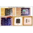 Rako RCM-070 7 Button Wireless Wall Control Panel, 7 Button RF Push Button Module (requires face plate)