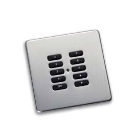 10 Button Wireless Modular Controller Rako Wireless with 7 Scenes and Lighting Control, Rako RCM100