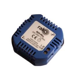 Rako RDT-PILL 250W Wall Box Mounted Dimmer for Tungsten GLS and Tungsten Halogen GU10