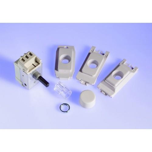 Varilight V-Pro Long Spindle LED Dimmer Module 1 or 2 Way 10-400W GLS, 1-10 LED lamps