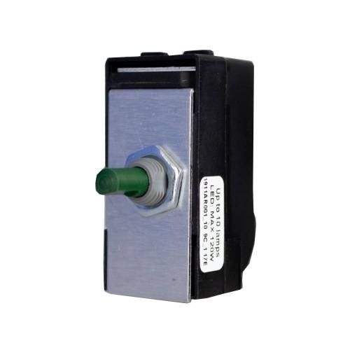 Varilight JP250P V-Pro 1 Gang 2 Way Trailing Edge 10W-120W LED Dimmer / 250W Halogen Module Replacement