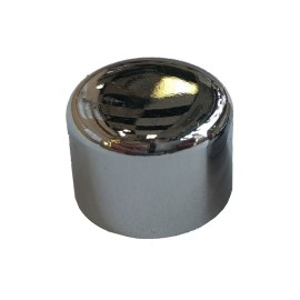 Heritage Brass Polished Chrome Knob for Dimmer Switches, K564.02 Dimmer Knob