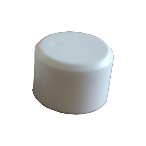 White Plastic Dimmer Knob for Dimmer Switches, Moulded White Knob