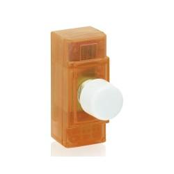 1 Gang 2 Way 60W-400W Zero Cross Rotary Dimmer Module Leading Edge suitable for 5-130W/VA LED Lamps, Enlite EN-DSP400X