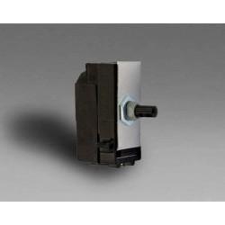 1 Gang 2 Way 60-400W Push ON/OFF Rotary Dimmer Module, Varilight MTP402 V-Dim Module
