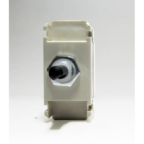 1 Gang 6A 2 Way ON / OFF Switch Module with No Dimming Function (replaces rotary dimmer modules)