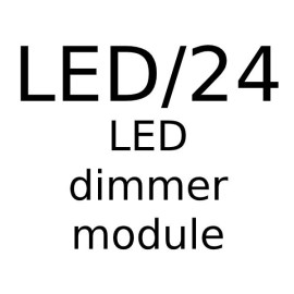 Leading Edge V-Com LED Dimmer 25-180W (max. 20 Lamps) for Forbes and Lomax Dimmer Plates