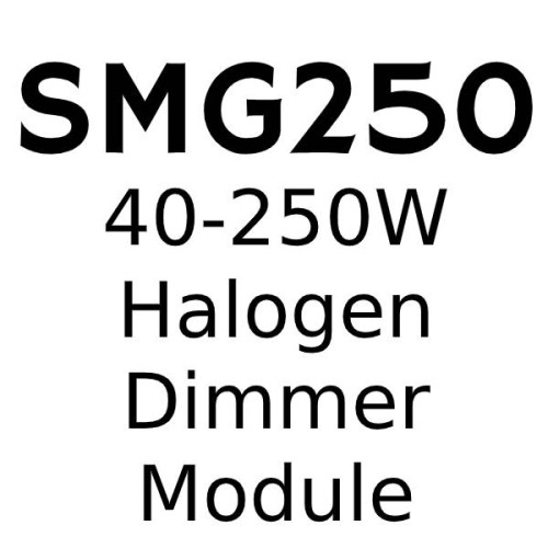 40-250W Halogen Dimmer Module for Forbes and Lomax Dimmer Plates