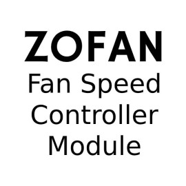 Fan Speed Controller Module for Forbes and Lomax Dimmer Plates