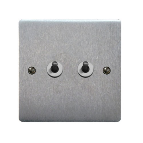 2 Gang 2 Way 20A Dolly Switch