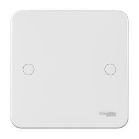 Lisse 1 Gang Flex Outlet with Side Entry 25A in White Moulded, Schneider GGBL2033S Flex Outlet