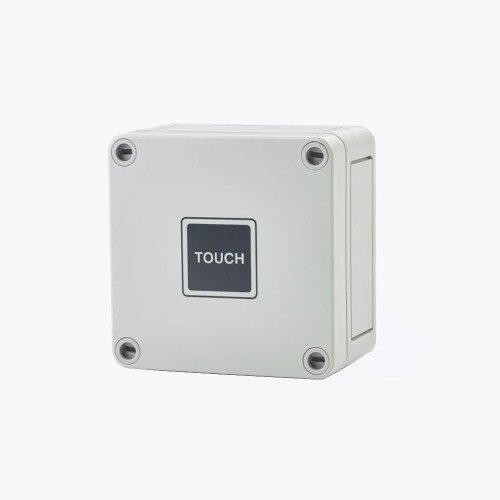 IP66 Weatherproof Touch Activated Multi-range Time Delay Switch 1s-2h CP Electronics MRT16-WP