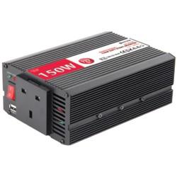 Compact Soft Start Inverter 12V DC to 230V AC 150-300W, DC to AC power inverter
