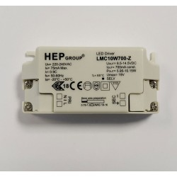 Non-dimmable 6-10W Constant Current LED Driver 700mA for Wiring LED Lights in Series, Astro 6008022