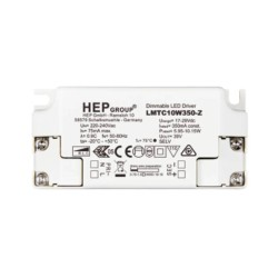 10W 350mA Dimmable LED Driver Constant Current Leading/Trailing Edge, Phase Dimmable