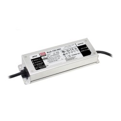 70-100W 24V IP67 DALI Dimming LED Driver, Constant Voltage + Constant Current Mode Output Power Supply