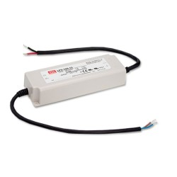 IP67 24V 150W Non-Dimmable Constant Voltage LED Driver 180-305VAC Input, Mean Well LPV-150-24