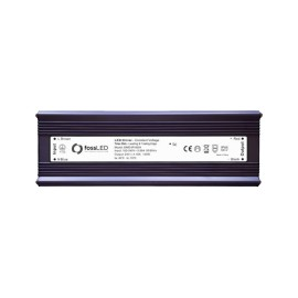 IP66 rated 24V DC 100W 5-100% Dimmable LED Driver Constant Voltage Triac Dim, FOSS LED DIMD-IP10024