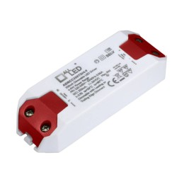 4-9W Dimmable 350mA Constant Current LED Driver Compact Size for Series Wiring, All-LED ADRCC350TD/4-9