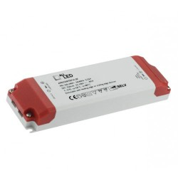 14W-35W 350mA Constant Current Dimmable LED Driver for Dimmable LEDs, 53-106V DC Output Voltage