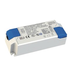 28W 700mA Dimmable LED Driver Constant Current - Triac Dimming, Suitable for Class II Lights, Saxby 92723