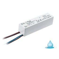 1-4W 350mA Constant Current LED Nano-Driver (2-4W dimmable) IP55 rated for Wiring in Series